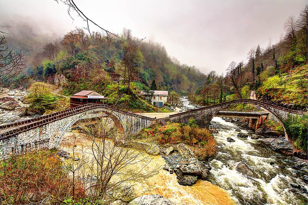 Arhavi Çifte Köprü - ümit Blog