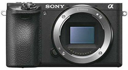 Sony a6500 Gezginler için en iyi fotoğraf makinesi