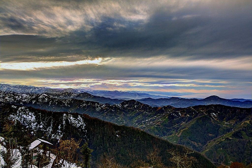 Rize Kıble Dağı