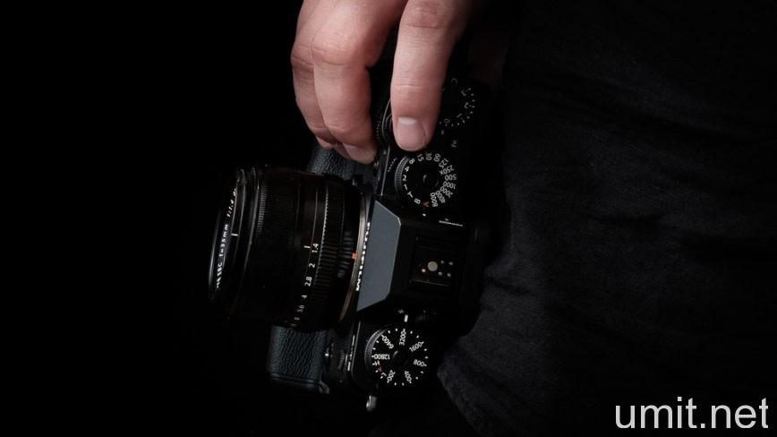 Fujifilm VPB-XT2 Battery Grip İncelemesi İnceleme